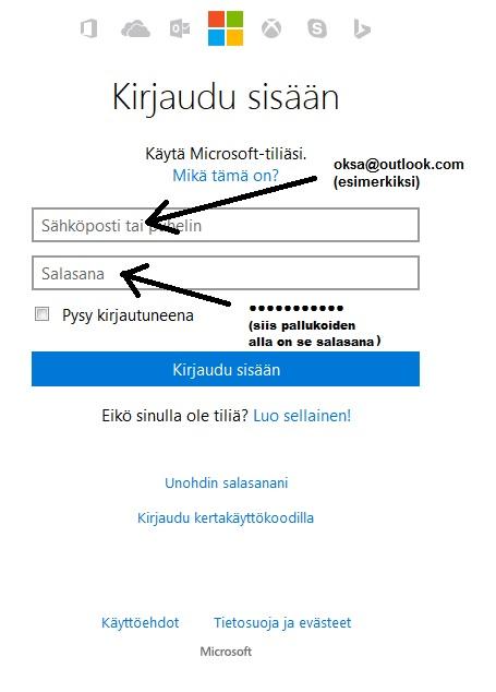 Www.Hotmail.Com Kirjaudu